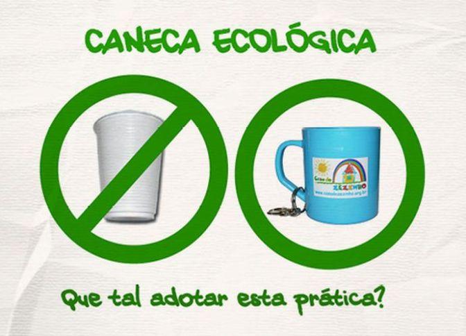 Caneca Ecológica