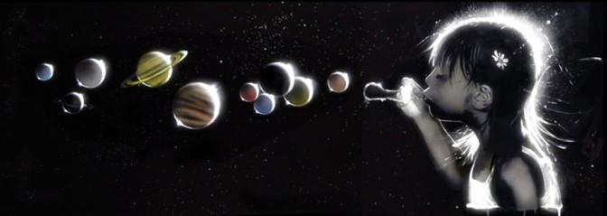Crianças e Planetas