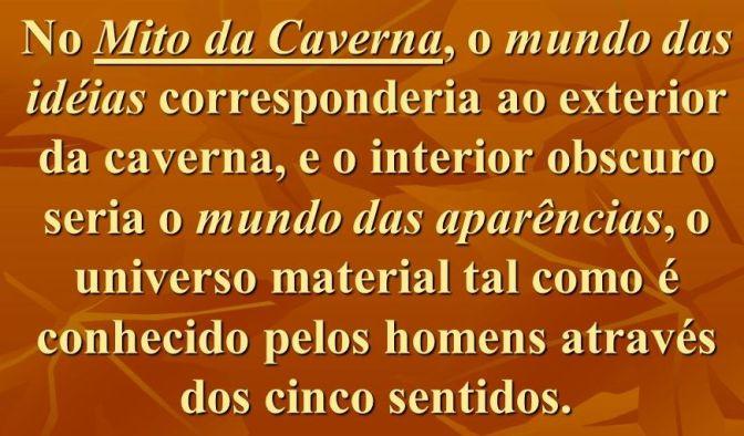 Mito da Caverna III